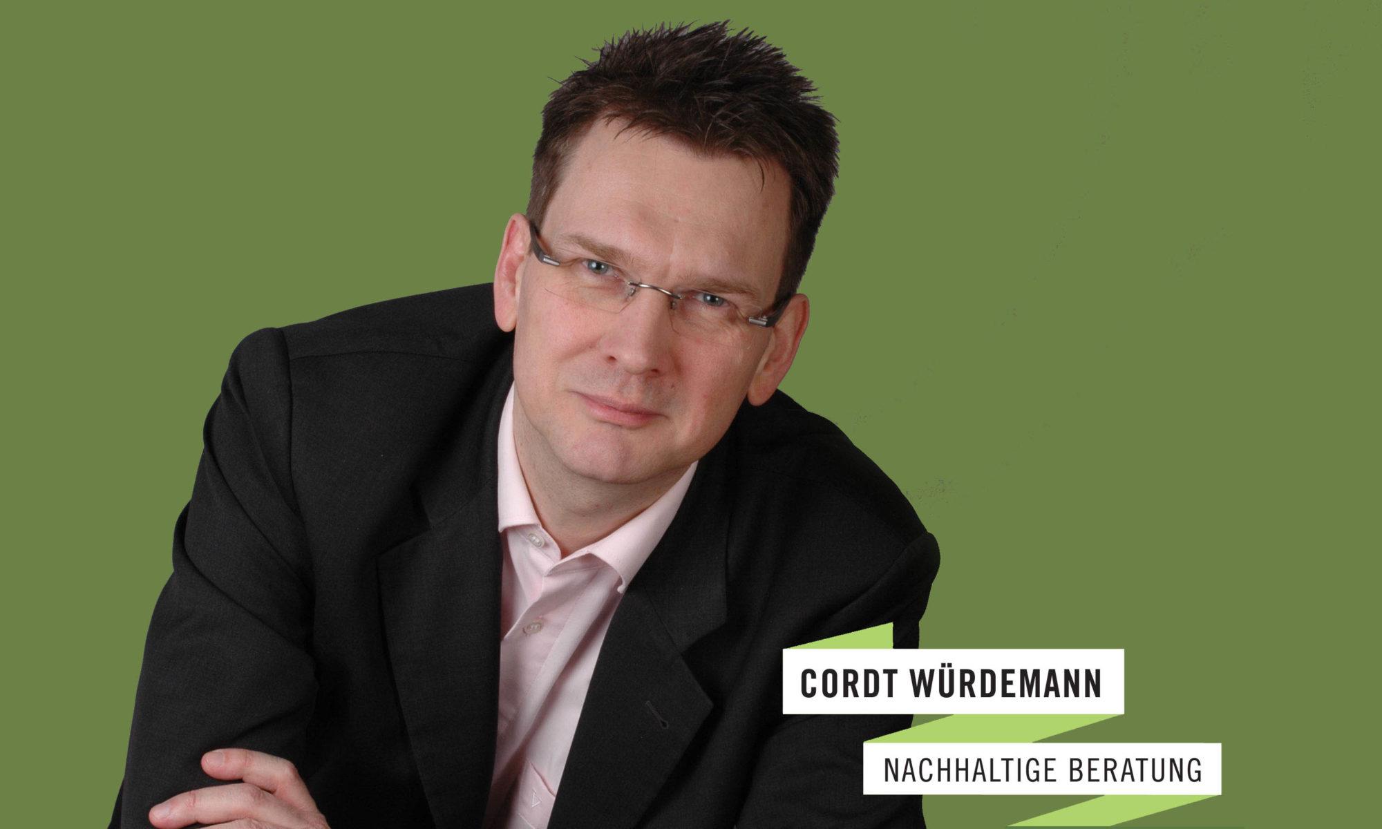 Cordt Würdemann - Nachhaltige Beratung Logo